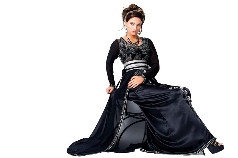 Caftan biladi home - Dressing liefde ...